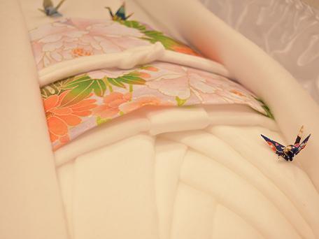 和装飾り綿